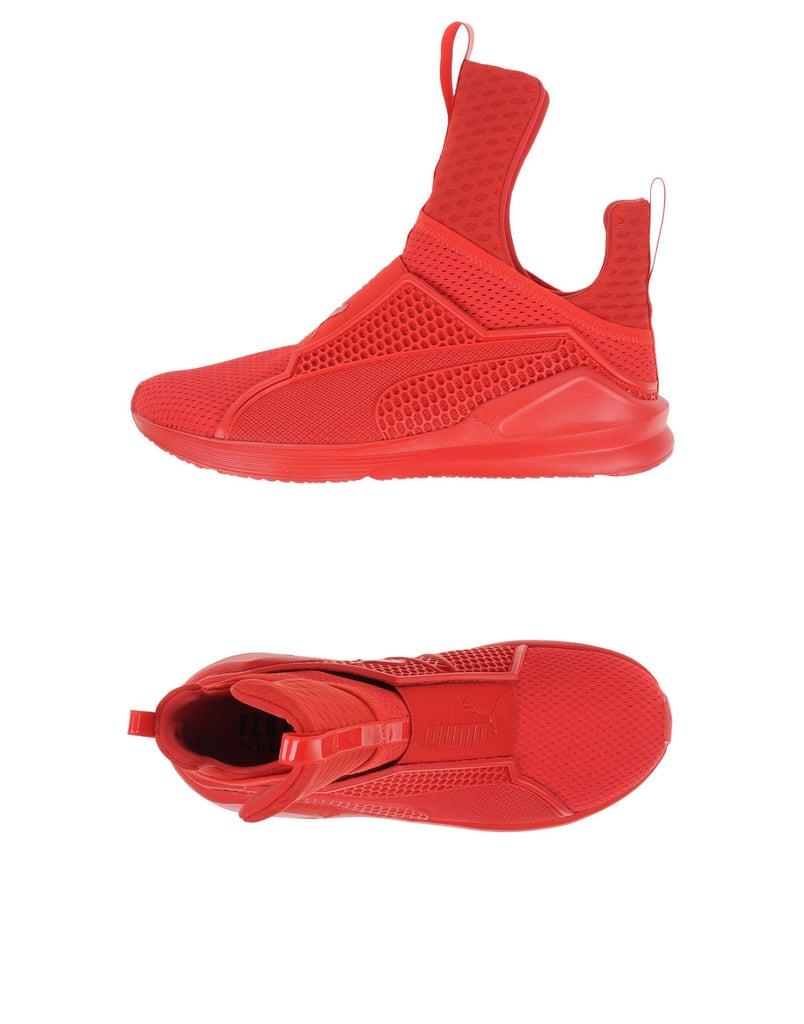 Gigi's Rihanna x Puma Sneakers