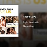 """These Days"" by Taylor Goldsmith"