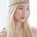 Forever 21 Filigree Charm Headwrap ($5)