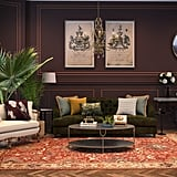 Titanic-Inspired Eclectic-Style Living Room