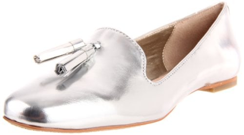 This Dolce Vita silver leather loafer ($68, originally $159) provides just the right amount of shine and polish to a low-key ensemble. In other words, treat this prepster piece as a bold accessory statement.