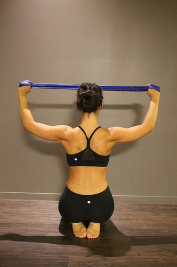 Easy Resistance Band Workout for Strong Shoulders