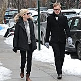 Michelle Williams Moves With the Times to Talk Blue Valentine