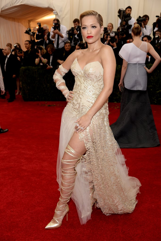 Rita Ora at the 2014 Met Gala