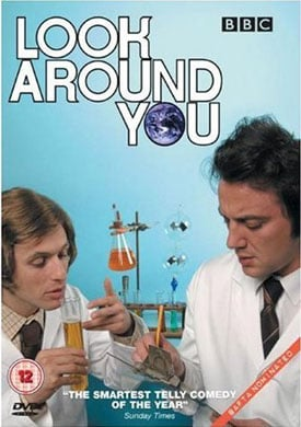 Nerdy TV Alert: Look Around You