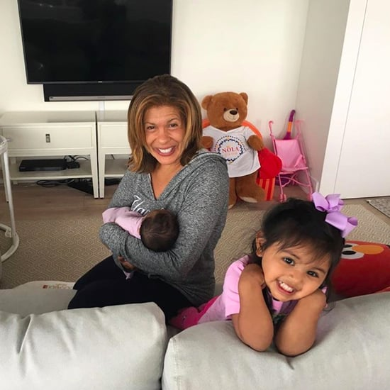 Hoda Kotb Adopts Second Baby