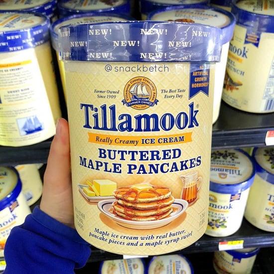 Tillamook Buttered Maple Pancakes Ice Cream