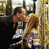 Jennifer Lopez and Alex Rodriguez's Couple Style 2018