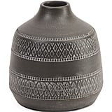 Made in Portugal Aztec Ceramic Vase