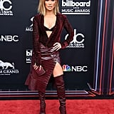 Jennifer Lopez at the 2018 Billboard Music Awards