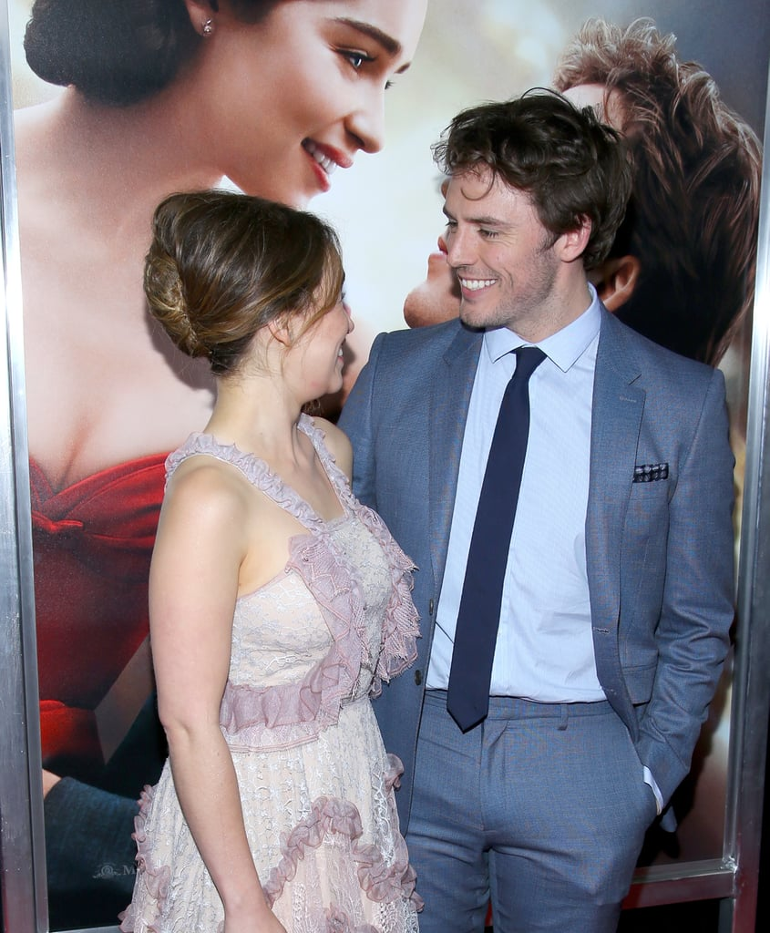 When Me Before You hits theaters on Friday, fans will get to see Emilia Clarke and Sam Claflin's sweet costar chemistry on the big screen, but they've also shared plenty of adorable moments together in real life. The pair had an epic prank war on the set of their movie, and they've given fans a glimpse of their goofier sides on Instagram. Meanwhile, they recently hit the red carpet together in NYC, and the entire Me Before You cast has shown their love for each other on social media. To get excited for the film's release, check out Emilia Clarke and Sam Claflin's cutest snaps, then see all the stunning Me Before You movie pictures, plus the most beautiful quotes from the book.