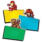 Eureka Marvel Super Hero Adventure Paper Cut-Outs