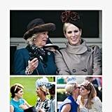 Zara Tindall With the Royal Family Photos
