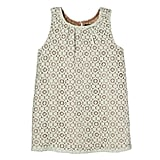 Toddler Girls' Mint Green Sleeveless Lace Dress  ($25)