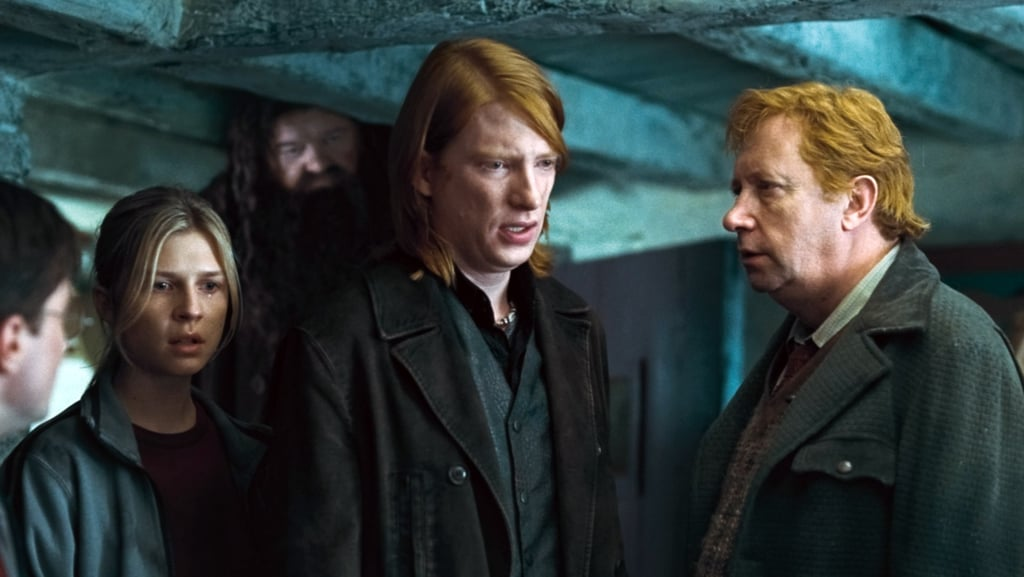 Bill Weasley, played b...