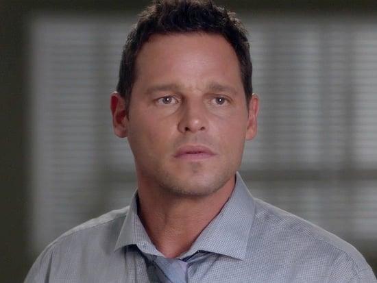 Grey's Anatomy Sneak Peek: Alex Refuses to Confess to Brutally Beating Up DeLuca