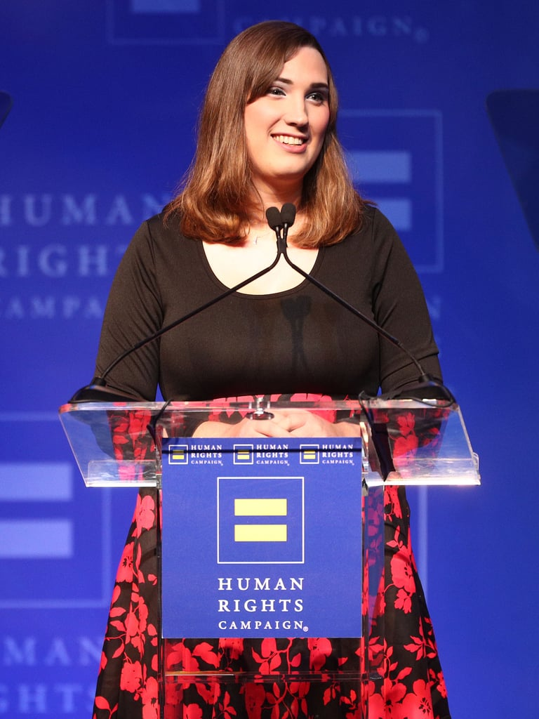 Sarah McBride Makes History as the First Openly Transgender State Senator