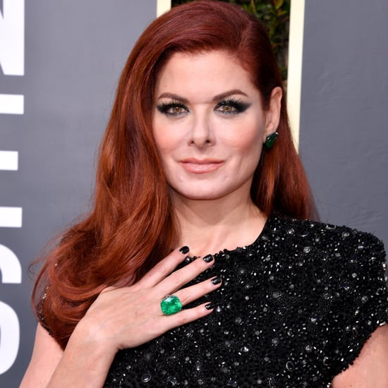 Black Manicures Golden Globes 2018