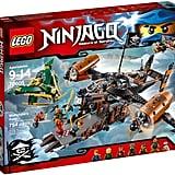 Lego Ninjago Misfortune's Keep