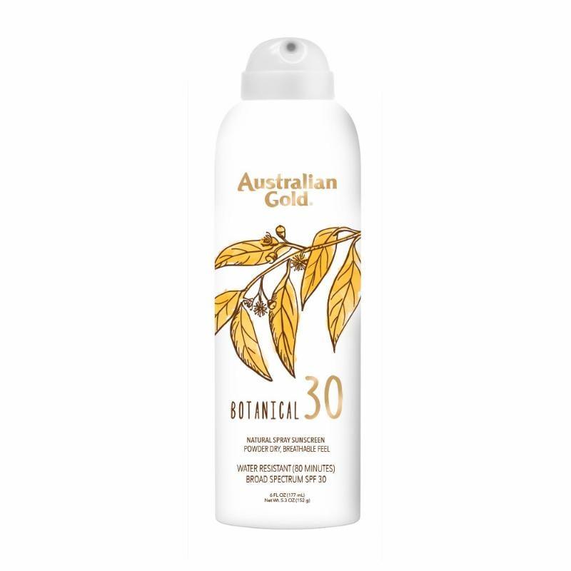 Australian Gold Botanical SPF 30 Natural Spray Sunscreen
