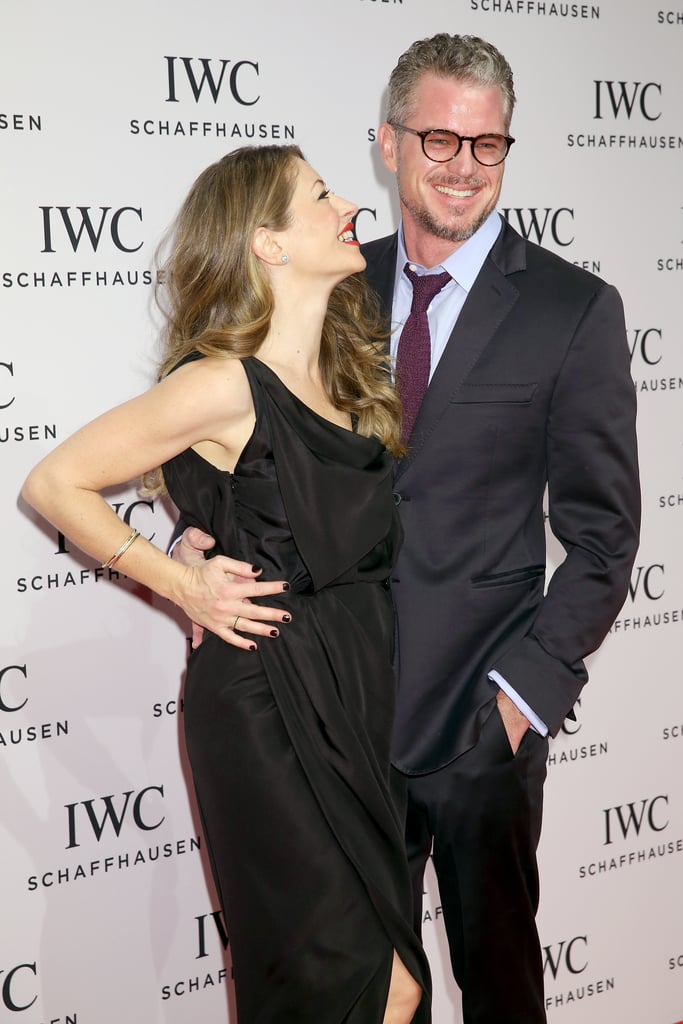 Rebecca Gayheart and Eric Dane stepped out together in Switzerland.