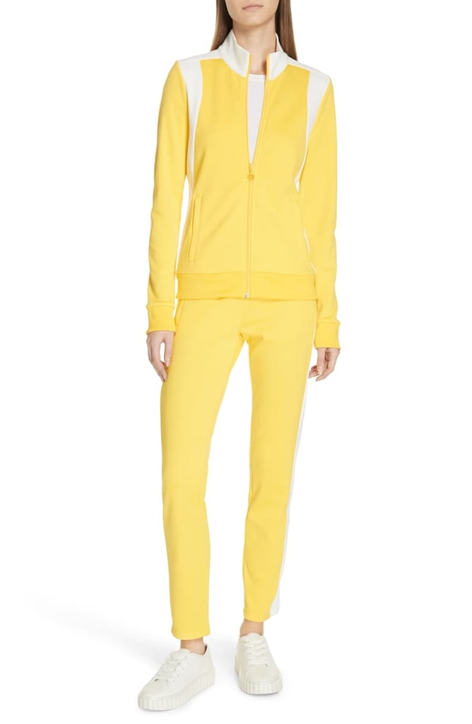 Tory Sport Colorblock Track Jacket and Pants