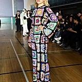 Paloma Faith at the Ashish London Fashion Week Show
