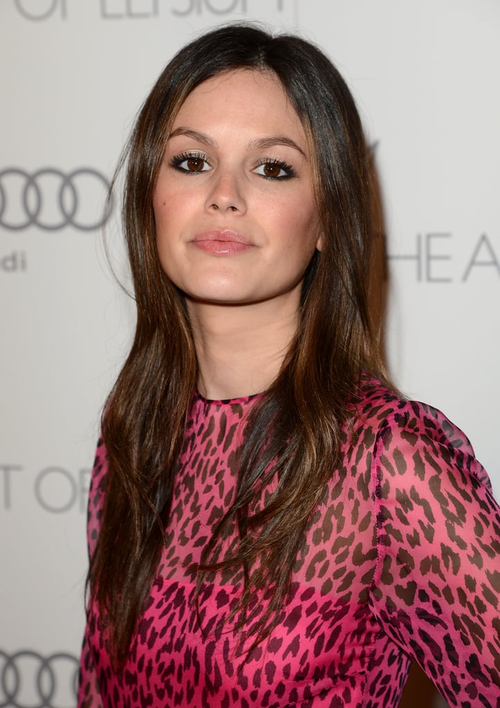 Rachel Bilson attended The Art of Elysium's sixth annual Heaven gala.