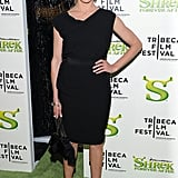 Cameron Diaz stepped onto the green carpet at the Tribeca Film Festival opening night premiere of Shrek Forever After in April 2010.