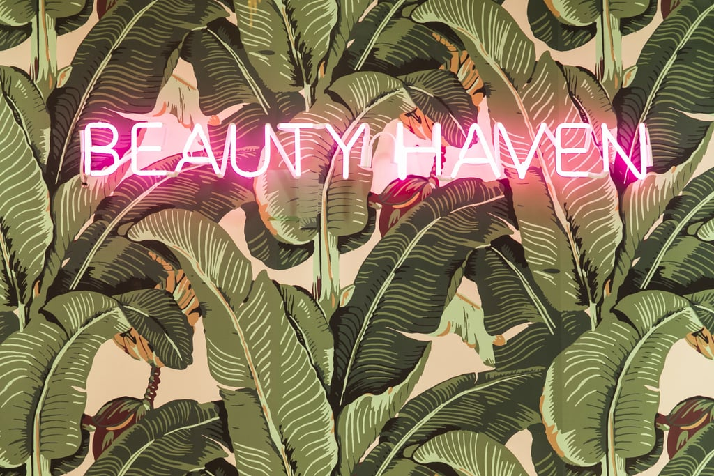 There Are Two Floors Dedicated to Beauty