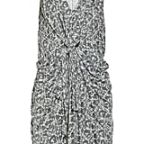 This low-cut dress can easily be warmed up with black tights and a wool peacoat. Thakoon Addition Printed Jersey Dress ($390)