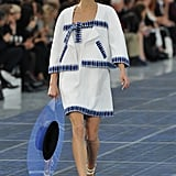 Pictures and Review of Chanel Spring Summer Paris Fashion Week Runway Show
