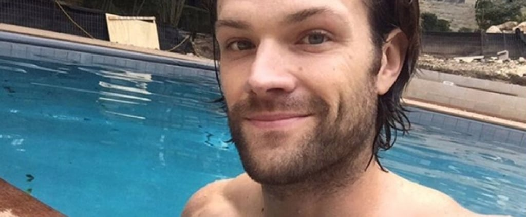 Every Shirtless Picture of Jared Padalecki We Could Get Our Hands On