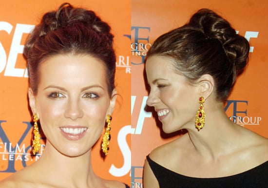 Photos of Kate Beckinsale at Nothing But The Truth Premiere Film in New York