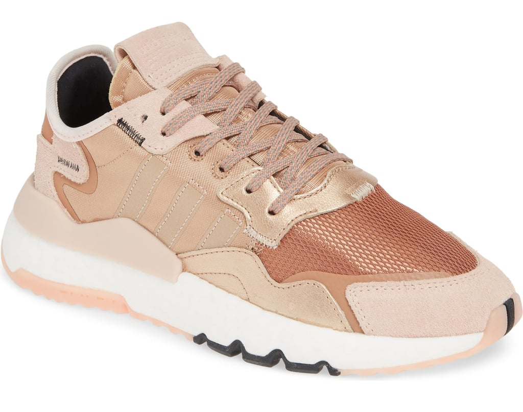 Rose Gold Adidas Sneakers 2019