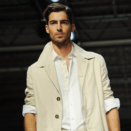 Pictures of Male Models at Milan Fashion Week 2012 Spring/Summer
