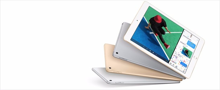 Apple Releases a New, Affordable iPad