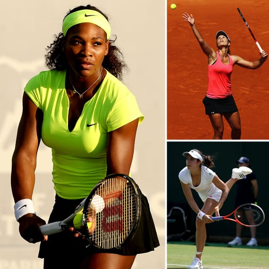 Who to Watch on the US Women's Olympic Tennis Team