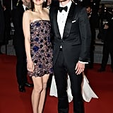 Marion Cotillard and Michael Fassbender