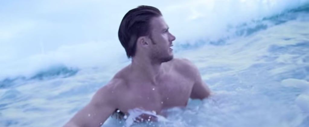 Scott Eastwood Shirtless Commercial