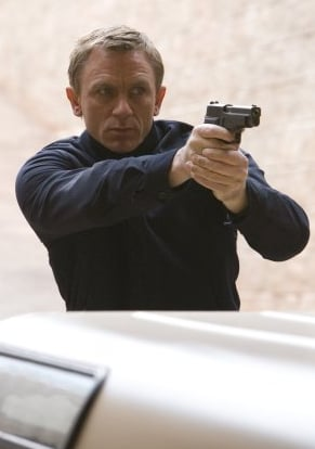 Work on Bond 23 Has Been Suspended. UK Poll on Whether the James Bond Movie Franchise Should Come to and End