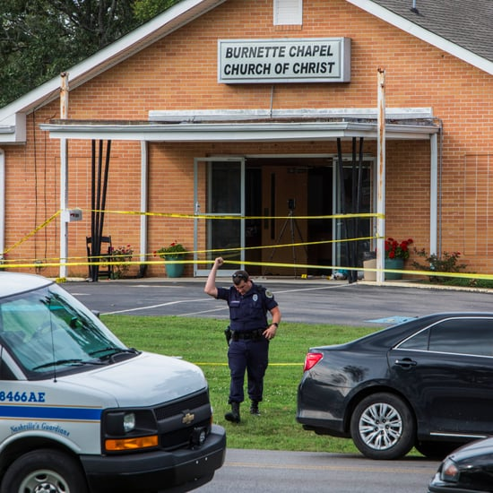 Usher Stops Gunman Tennessee Church Shooting
