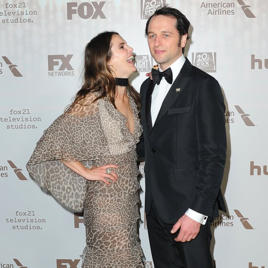 Keri Russell and Matthew Rhys 2017 Golden Globes Afterparty