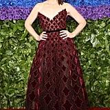 Sara Bareilles at the 2019 Tony Awards