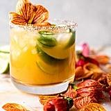 Spicy Gingered Mango Margarita