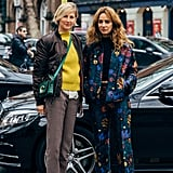 London Fashion Week Street Style Autumn 2019