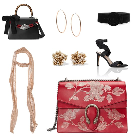 accessories for christmas day outfits