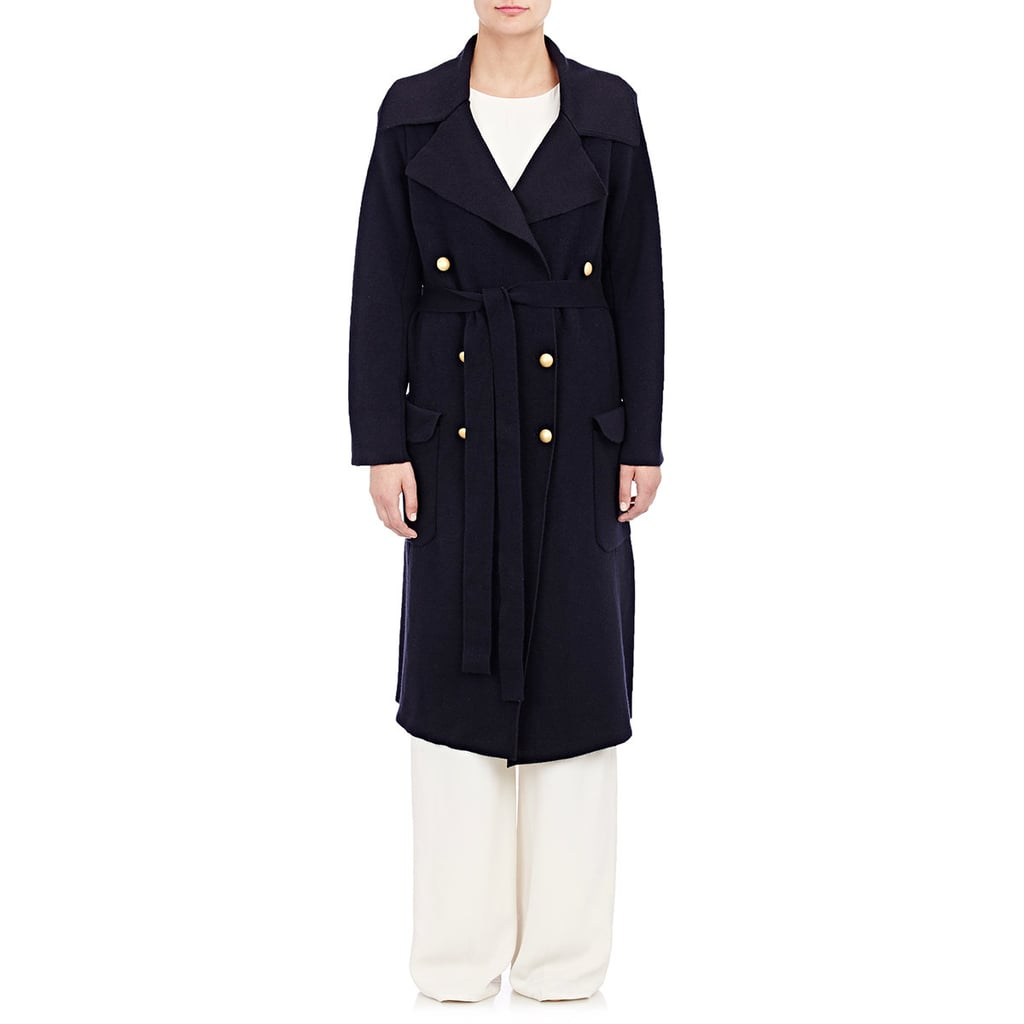 Maiyet Knit Trench Coat