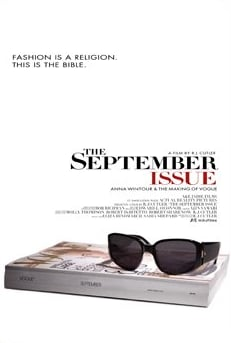 Movie Review of The September Issue 2009-09-11 03:00:22