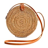Novum Crafts Rattan Bag